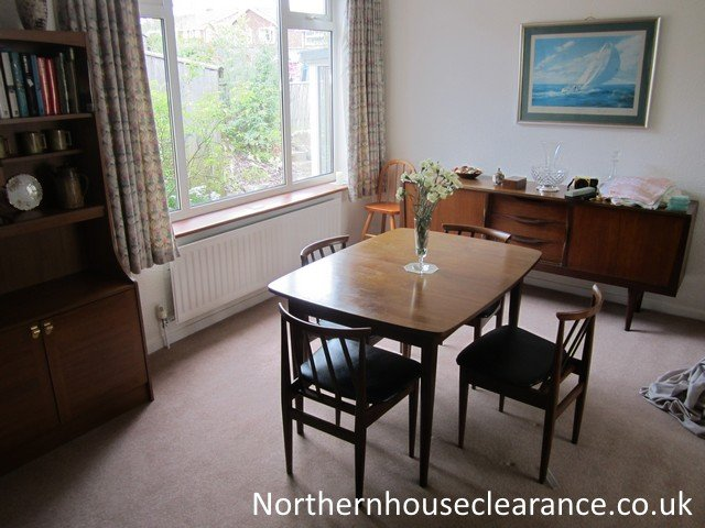 House Clearance Kirkintilloch - East Dunbartonshire