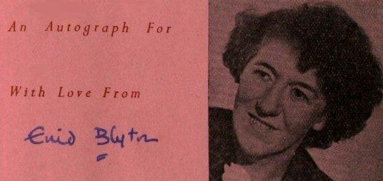 Lost Enid Blyton Work