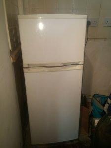 ridge freezer.