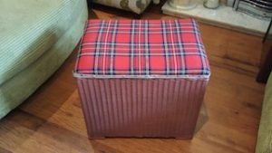 blanket box,