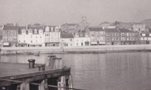 Antique Vintage Photograph Of Millport Great Cumbrae Firth Of Clyde Ayrshire