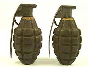 Antique Grenades