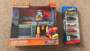 car wash toy
