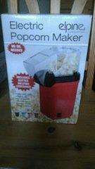 popcorn maker.