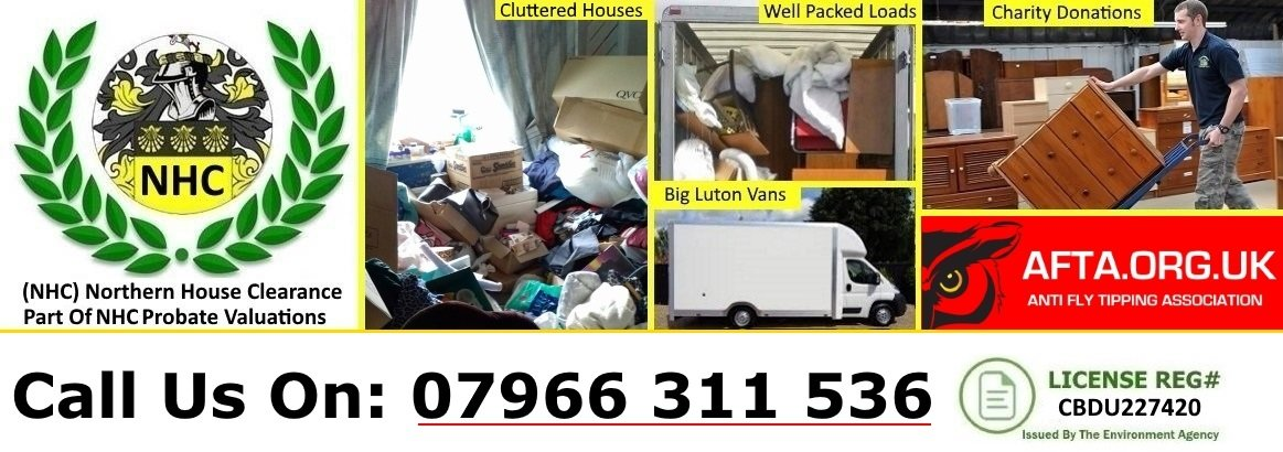 NHC Specialists In House Clearance
